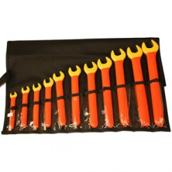 13Pc Open End Wrench Set