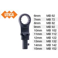 UTICA - Wrench Heads for Interchangable Wrenchs - Series 'A' Metric Box End