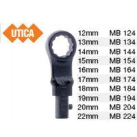 UTICA - Wrench Heads for Interchangable Wrenchs - Series 'B' Metric Box End