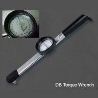 TOHNICHI - Metric (kgf.cm & kgf.m.) DB/DBE/DBR Dial Indicating Torque Wrenchs