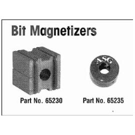 Bit Magnetizers for Screw Feeder Bits